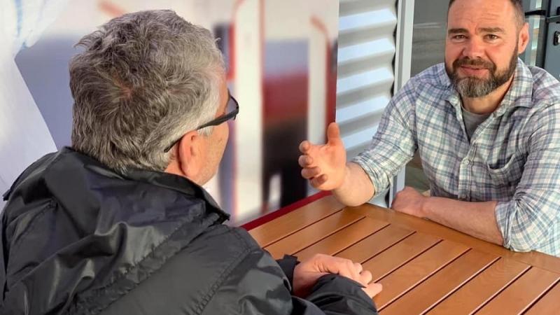 Vizita Regelui Ferdinand la Câmpia Turzii, 28 mai 1919