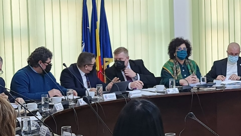 Informatii privind absorbtia fondurilor europene