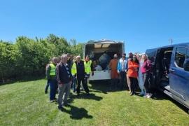 Premierea Asociației Județene de Fotbal Cluj la finalul sezonului 2017-2018. Campioana județului - liga lV - a este Sticla Arieşul Turda!